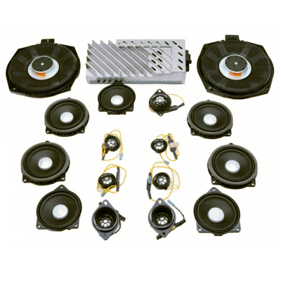 Audio system retrofits