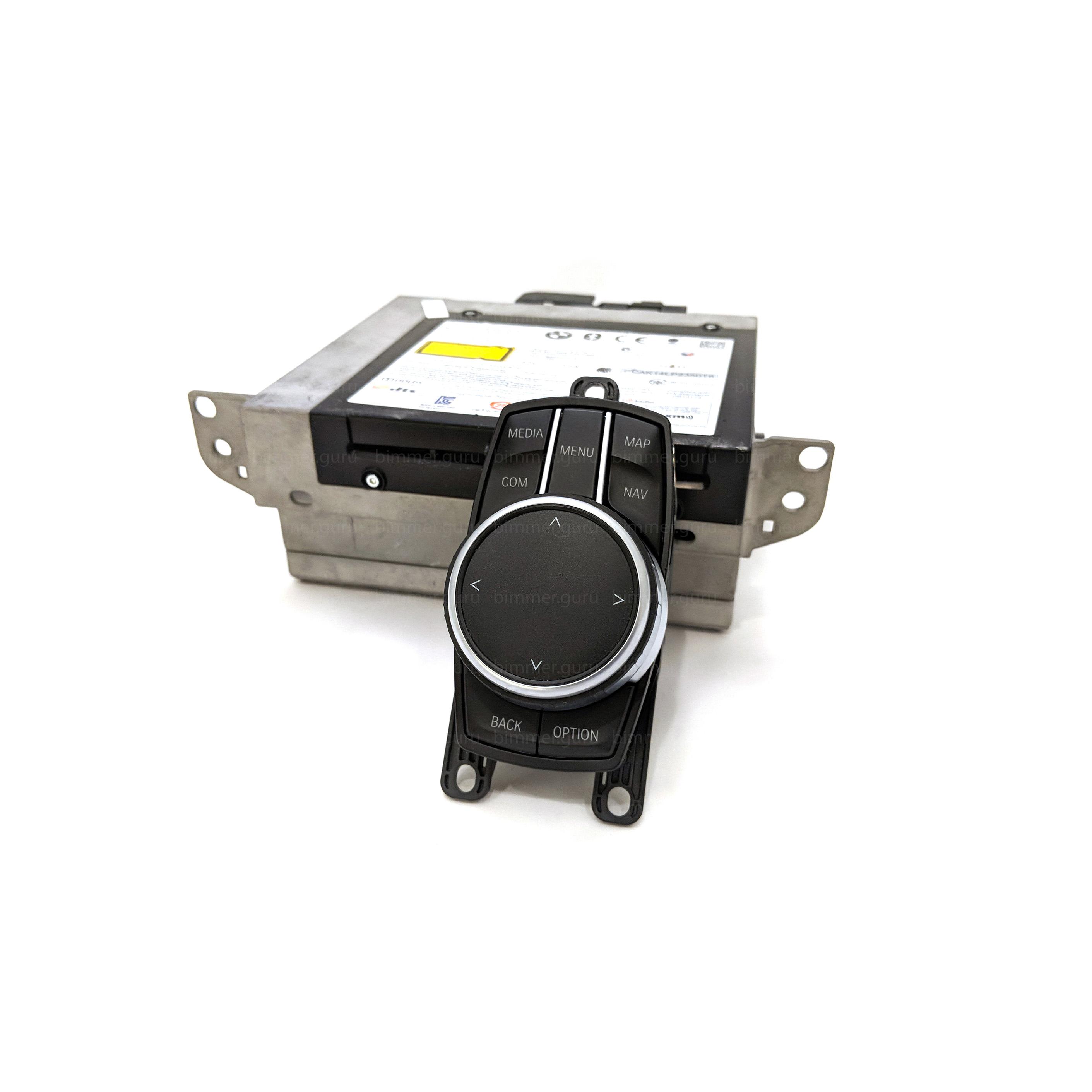 BMW EVO Professional Navigation + touch iDrive (5 series, G30)